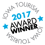 2017 Iowa Tourism Award Winner